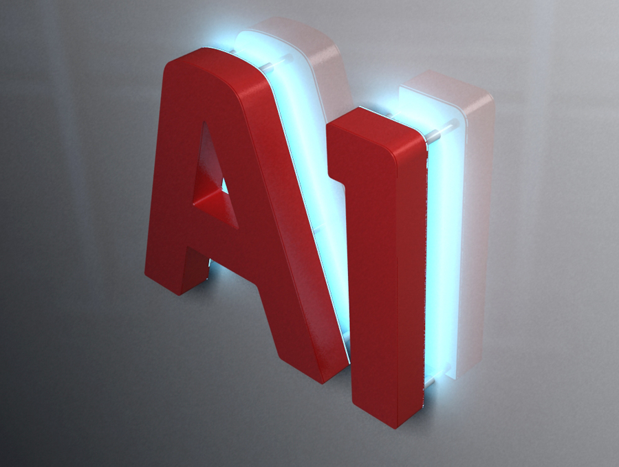 Как изготовить объемные буквы с подсветкой своими руками